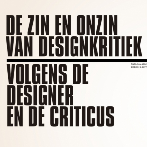 <strong>The sense and nonsense of design criticism</strong><br>Anyone who wanders around the internet will come across them by the bushes: visually attractive blogs and websites about design. Yet most of them are nothing more than an image, a link and a small piece of text with an opinion. There is hardly any design criticism. Should design actually be the subject of criticism? That question forms the basis for a double interview with the academic and the designer.<br><br>Published in: Kwintessens<br>Date of publication: March 2012<br><a href='https://natasja-admiraal.com/ec_text/ect_uploads/Kwintessens_Designkritiek.pdf' target='_blank'>Open this article.</a>